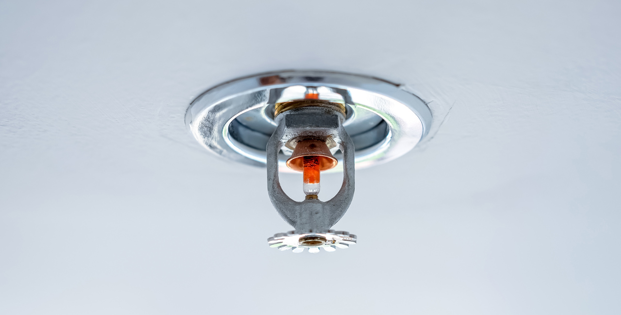 Belloni Antincendio - Servizi - Impianto Sprinkler
